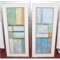Pair of Decorative Contemporary Prints