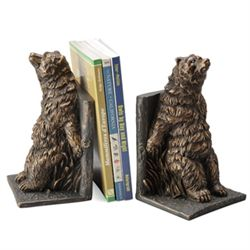 Reading Duck Bookends