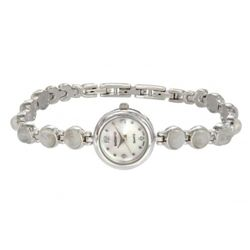 Badavici Rainbow Moonstone Bracelet Watch
