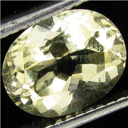 1.86ct Flawless Sizzling Yellow Andesine (GEM-19771E)