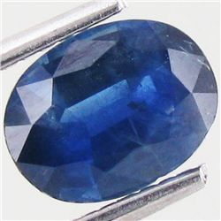 1.58ct Thai Blue Sapphire Heated Only (GEM-48537)