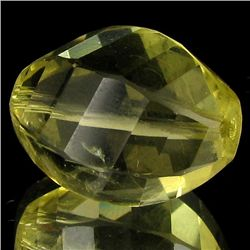 17.1ct Lemon Citrine Bead (GEM-48352)