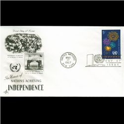 1967 UN First Day Postal Cover (STM-2688)