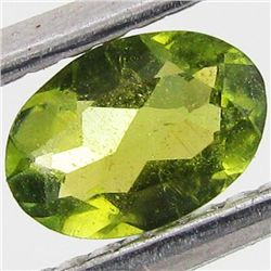 0.4ct Chrome Green Tourmaline Oval (GEM-40709)