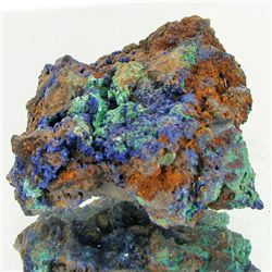 195ct Azurite Crystal Cluster (MIN-001228)