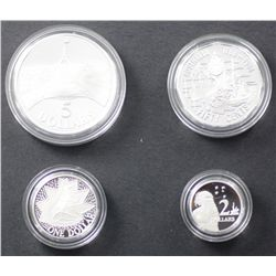 1988 Masterpieces In silver