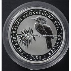 Perth Mint 2000 Coin & Medal Set