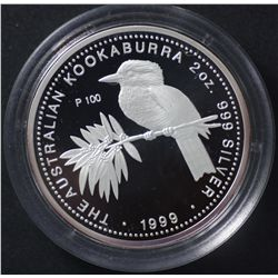 Perth Mint 1999 Proof Kokaburra Series