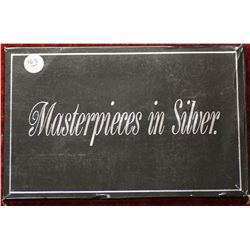 Masterpieces in Silver