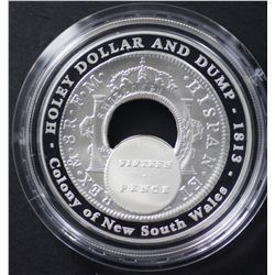 2003 Holey Dollar & Dump