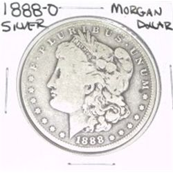 1888-O MORGAN SILVER DOLLAR *NICE SILVER COIN - PLEASE LOOK AT PICTURE TO DETERMINE GRADE!!