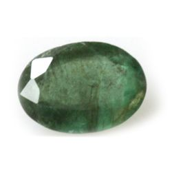 Natural 5.23ctw Emerald Oval Cut Stone