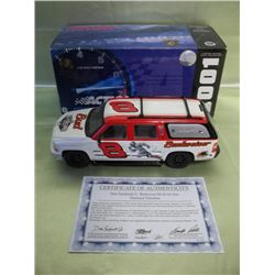 2001 1:24 Scale Dale Earnhardt Jr. Suburban