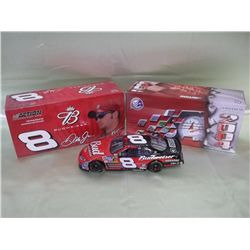 2004 1:24 Scale Dale Earnhardt Jr. Bud Car