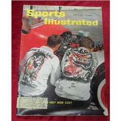 April 24, 1961 Sports Illustrated - Hot Rod Cult