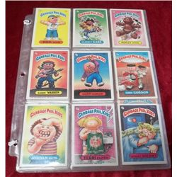 50 Garbage Pail Kids Sticker Card Assortment