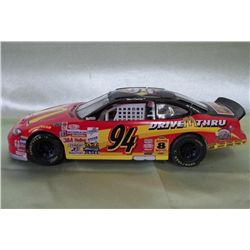 1999 1:24 Scale Bill Elliot McDonald's Car
