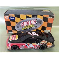 1997 1:24 Scale Steve Park Burger King Car Bank