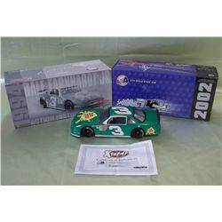2002 1:24 Scale Dale Earnhardt Jr. Historical Car