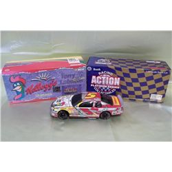1998 1:24 Scale Terry Labonte Iron Man Car Bank