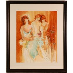 "Batia Magal ""Aristocrats"" Signed and Numbered"