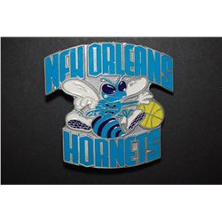 New Orleans Hornets Belt Buckle; EST. $10-25