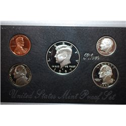 1997-S US Mint Silver Proof Set; EST. $30-40