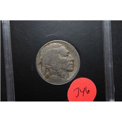 1919 Buffalo Nickel In Display Case; EST. $3-5