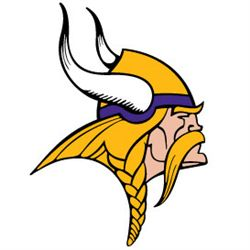 4 Lower Level Tickets to Vikings/Packer game with Coach Smith with VIP field passes