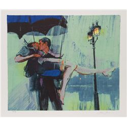 Jim Jonson, The Catch, Lithograph
