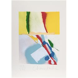 John Chamberlain, Flashback, Lot of Six Lithographs