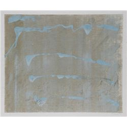 Terry Dowd, No. 190, Monoprint