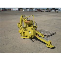 3 Pont Hydraulic Backhoe Attachment