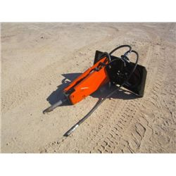 Skid Steer Hydraulic Breaker Hammer