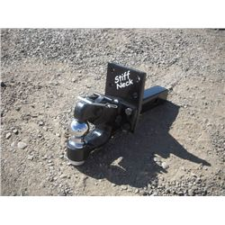 Stiff Neck Pintle Hitch
