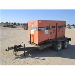 MultiQuip WhisperWatt85 T/A Towable Generator