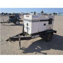 MultiQuip WhisperWatt25 S/A Towable Generator