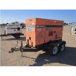 MultiQuip WhisperWatt70 T/A Towable Generator