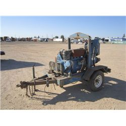 Thompson S/A Portable Pump Trailer