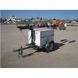 2008 Magnum S/A Towable Light Tower
