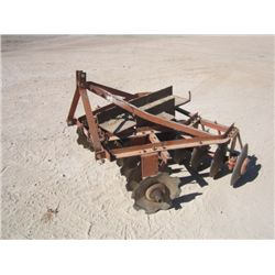 Disc Plow, 16 Disc 3-Point