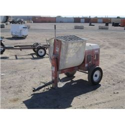 Whiteman WM30P S/A Towable Mortar Mixer