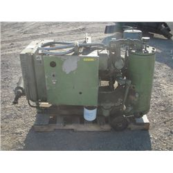 Sulair Skid Mount Air Compressor