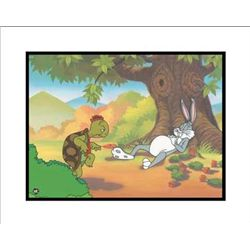 Looney Tunes Art Snooze, You Lose Original Giclee