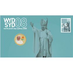 Australia 2008 Dollar World Youth Day PNC Lot of 10