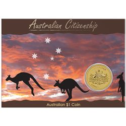 Australia 2009 Dollar Citizenship Lot of 10