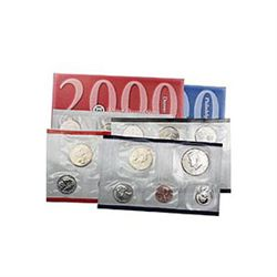 Uncirculated Mint Set 2000