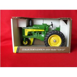 "JD 1958 Model ""630 LP"" tractor, Ertl, 1/16 scale"