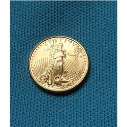 2002 1/10 oz. Gold Eagle, Uncirculated