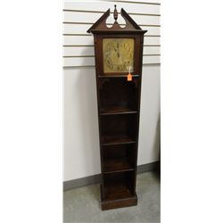Grandfather clock, small